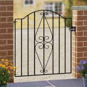 hesb henley scroll single gate