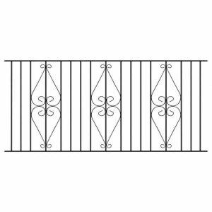 hef1 fence panel