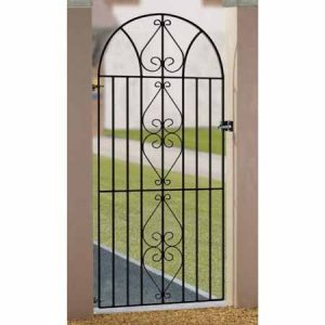 hetb hetc henley scroll tall bow top gate
