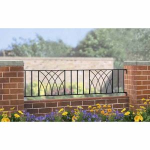 ver1 verona modern railing panel