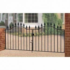 wadj warwick double driveway gate