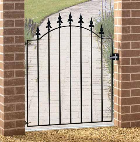 wasb warwick single gate