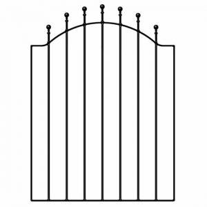 wesb weston ball top single gate