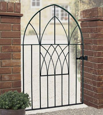 Abbey Modern Low Bow Top Gate