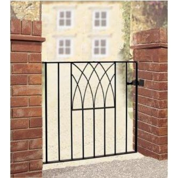 Abbey Modern Single Gate