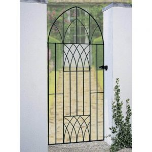 Abbey Modern Tall Bow Top Gate