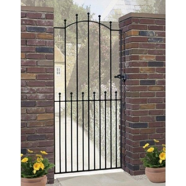 Manor Ball Top Tall Single Gate