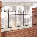 Balmoral Premium Spear Top Railing Panel