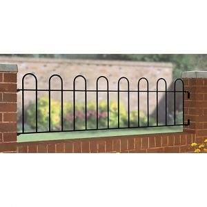 Court Hoop Top Railing Panel