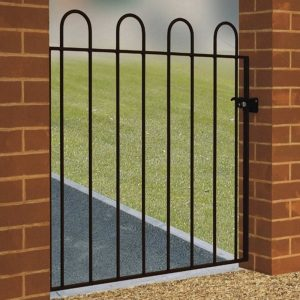 Court Hoop Top Single Gate