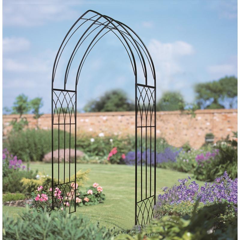 Garden Rose Arch Abbey Modern