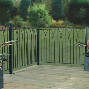 Metal Deck Fencing Panels Deco