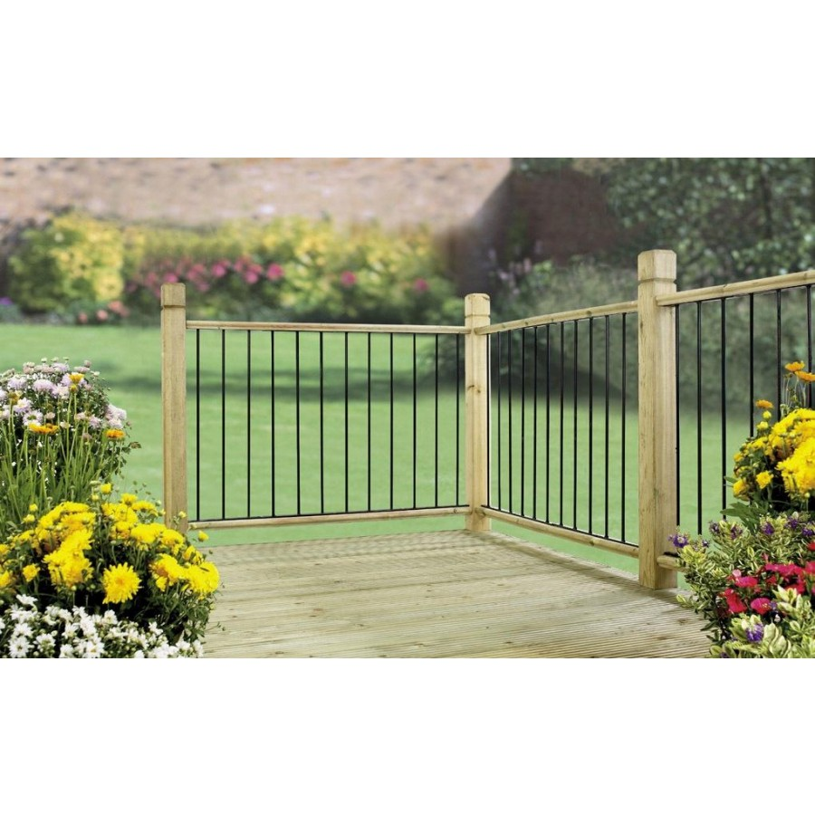 Metal Deck Fencing Panels Garda