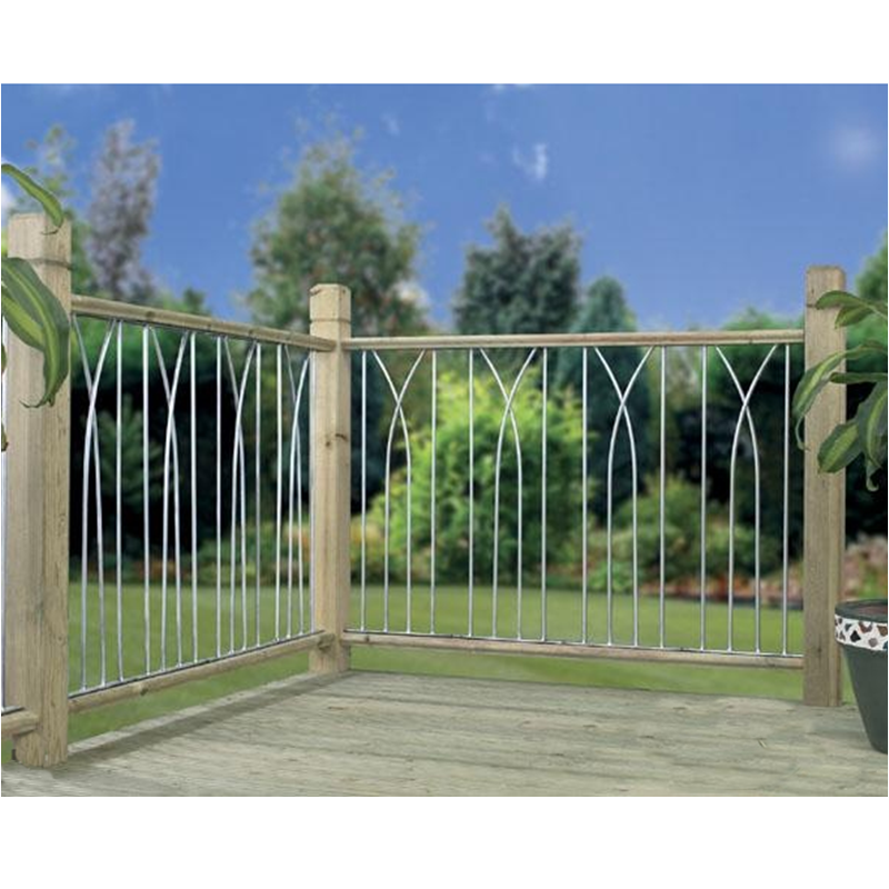 Metal Deck Fencing Panels Plaza