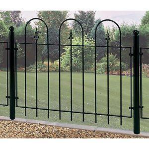 Village Fencing Fence Panel 3'9