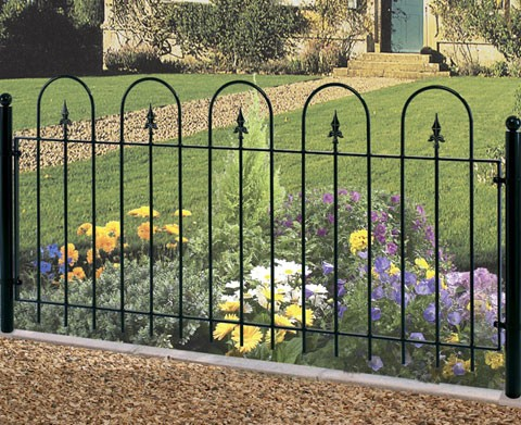 Village Fencing Fence Panel 6ft