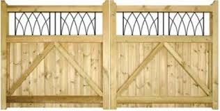 Windsor Low Double Gate Back