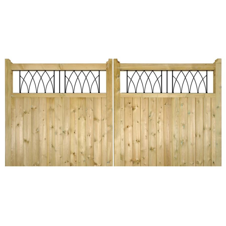 Windsor Low Double Gate