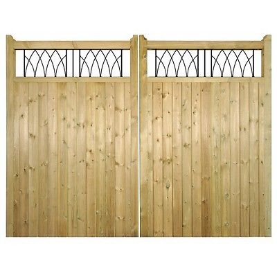 Windsor Tall Double Gate