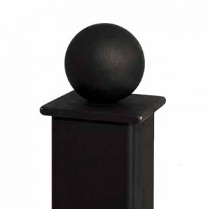 Ball Top Post